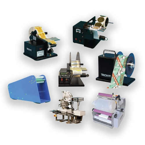 adhesive dispensers and applicators